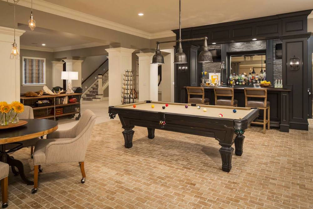 Is Refinishing Your Basement Worth The Cost?