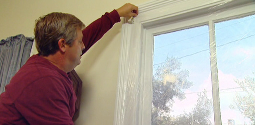 Insulating Windows In The Winter