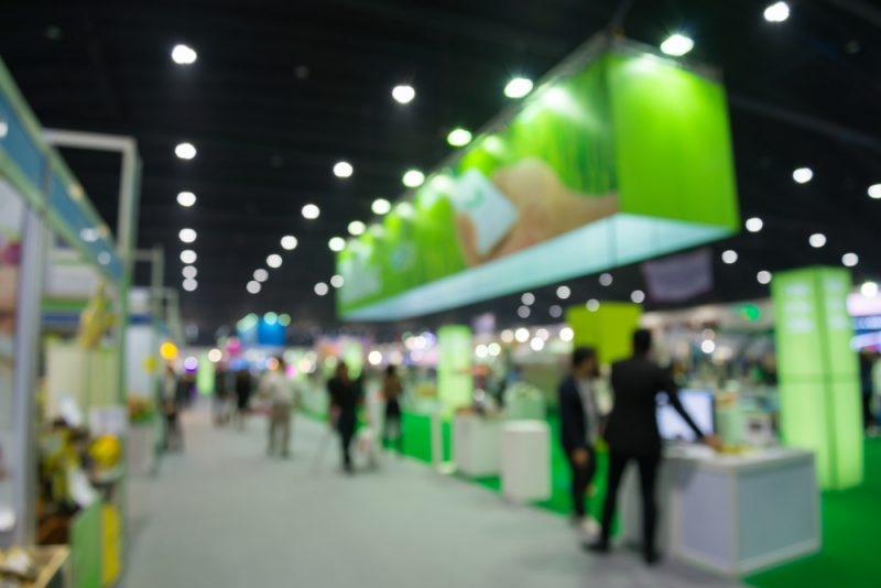 Difference Between Exhibit and A Trade Fair