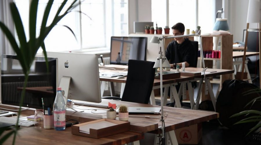 5 Simple Ways To Brighten Up Your Office