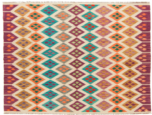 The Exquisiteness Of Afghan Rugs