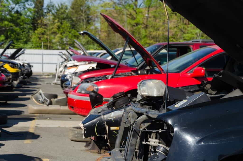 Tips For Selling Your Junk Car At A Local Scrap Yard