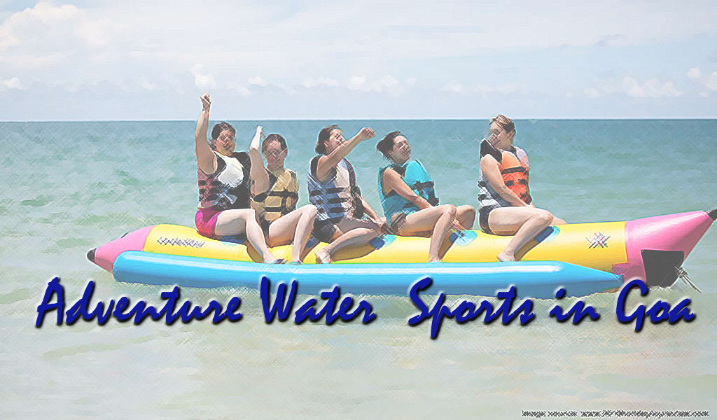Adventure sports in Goa