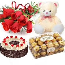Cakes & Bouquets for Gifts