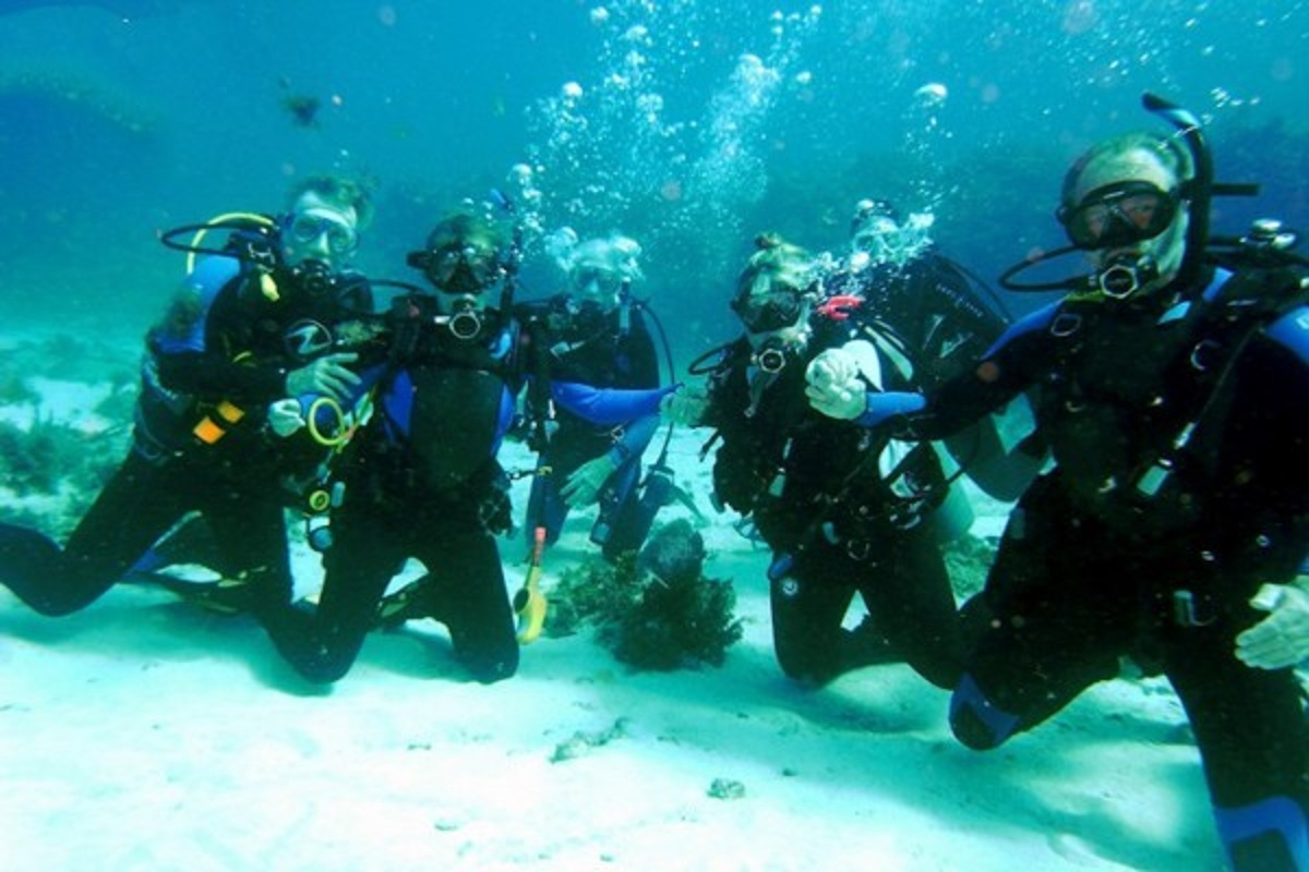 scuba diving classes in Florida