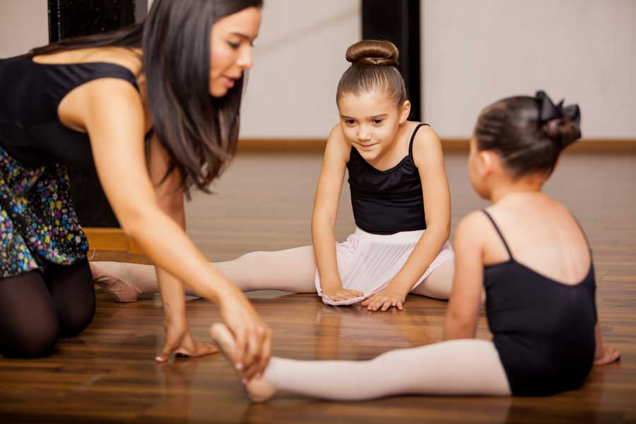 dance classes for kids in miami