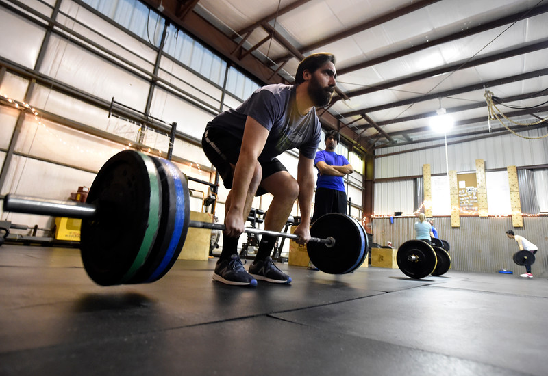 Crossfit Daily Workouts
