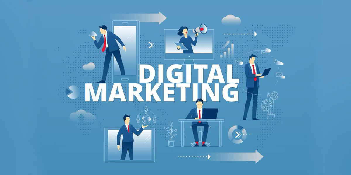 Importance of digital marketing strategies in the current year