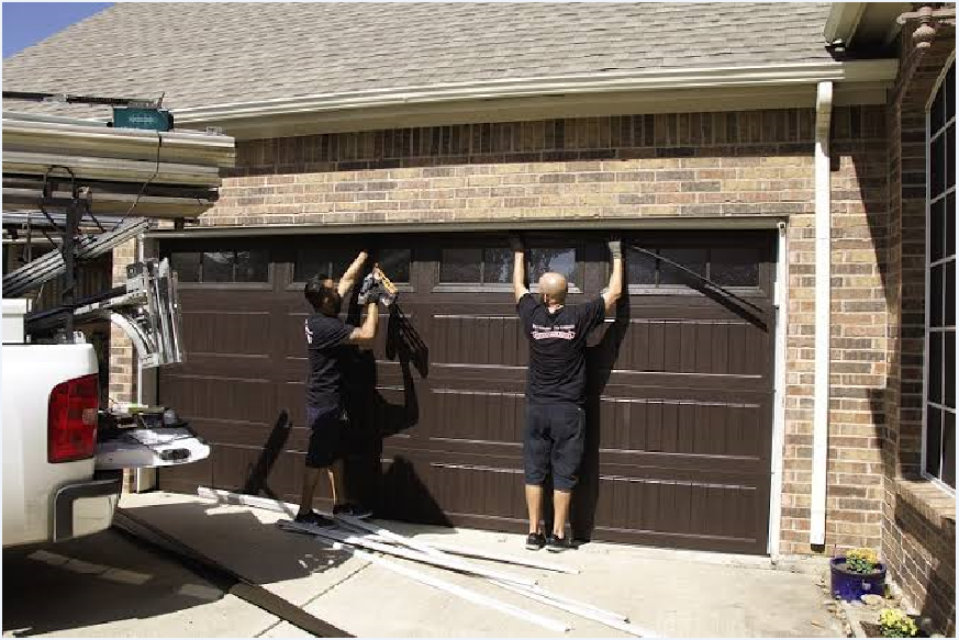 Garage door repair FW