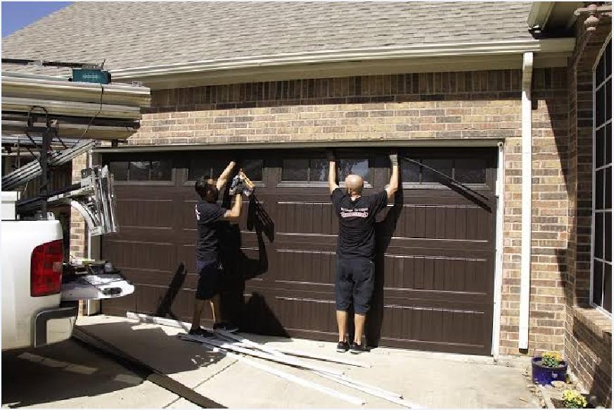 Garage door repair FW